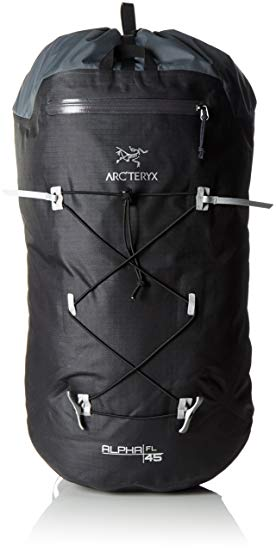 Arc'teryx Alpha FL 45 Backpack Best Ultralight and Fast