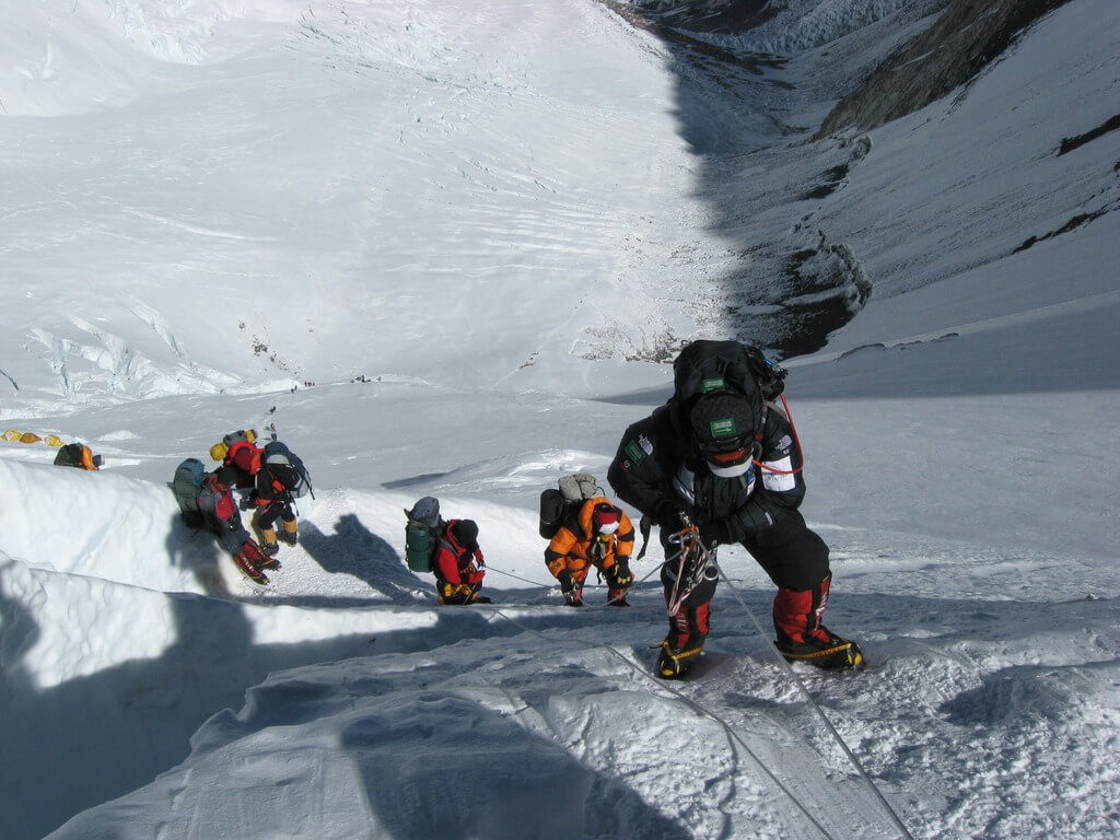 How Much does it Cost to Climb Mount Everest